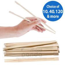 KariOut Disposable Chinese/Japanese Sushi Bamboo Chopsticks Individually wrapped