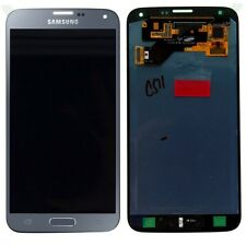 Display LCD Set completo gh97-17787c Argento per Samsung Galaxy s5 NEO g903f NUOVO