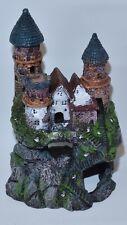 Beautiful Castle 30cm aquarium ornament,fish tank decoration Gift Sale