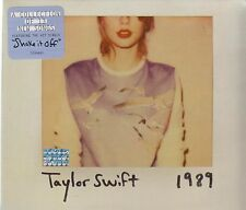 SEALED - Taylor Swift CD 1989 Collection Of 13 Songs INCLUDES Pictures BRAND NEW
