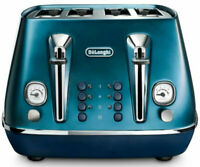 Delonghi CTI4003BL Distinta Flair 4 Slice Toaster
