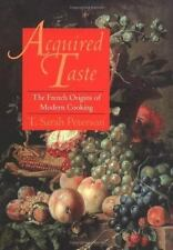 Acquired Taste: The French Origins of Modern Cooking-ExLibrary