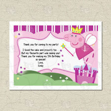 Birthday, Child Peppa Pig Unbranded Hand-Made Cards