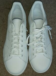 Adidas Originals Stan Smith Leather Trainers Size 5. White. NEW