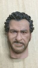 Custom Made 1/6 Scale the Bandit Headsculpt hot toys Iminime Clint Eastwood DVD