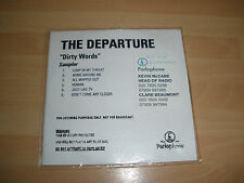 Parlophone Promo Rock Alternative/Indie Music CDs