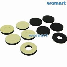 10pcs 1/8 RC Sponge Gasket One-Side Stick For 1/8 RC Buggy Truck Car Body Sheel