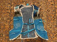 Ultimate Direction Mens Ultra Vest 5.0, Signature Blue, Medium GENTLY USED