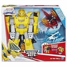 Playskool Heroes Transformateurs Rescue Bots Knight Watch Bumblebee