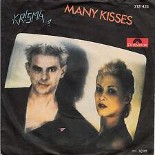 "KRISMA - Many Kisses > 7"" Vinyl Single | NDW"