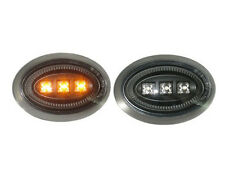 Mini Mk2 06- Black LED Side Repeaters Indicator Replacement Part R55 R56 R57
