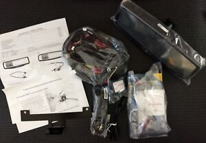 """NEW ROSTRA MAGNA 3.5"""" TFT LCD REARVW MIRROR & 1/4"""" CCD COLOR CAMERA #250 8800CCD"""