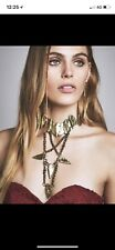 Free People Terrance Arrowhead Choker-$498 MSRP