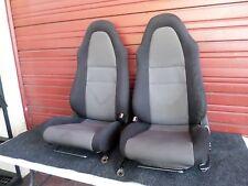 mr2 spyder seat rails