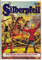 Silberpfeil Nr.35 von 1971 - Z1-2 ORIGINAL BASTEI WESTERN COMICHEFT Frank Sels