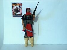 "Scout comic book Eclipse Timothy Truman Apache figure 12"" 1/6"