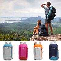 10L Waterproof Backpack Shoulder Hiking Bag Pack Outdoor Camping Travel Rucksack