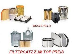 LUFTFILTER + POLLENFILTER MIT AKTIVKOHLE - FIAT STILO 1.9 JTD