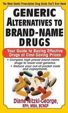 Generic Alternatives to Prescription Drugs: Your Guide to Buying Effec-ExLibrary