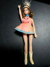 Dawn/Pippa Doll Majorette from Uk made by Pallitoy vintage 1974