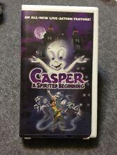 Casper: A Spirited Beginning (VHS, 1997) 4172