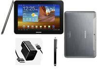Samsung Galaxy Tab 8.9 - Bundle! - 16GB - Metallic Gray - WIFI - W/Free Shipping