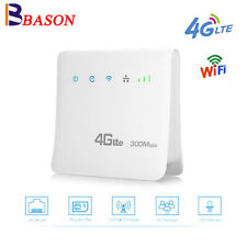 Unlocked 4G LTE Wireless Router Mobile WIFI Hotspot Dual Band Modem Sim Card