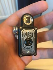 RARE CORONET MIDGET SPY CAMERA 1930s BAKELITE EXCELLENT CONDITION