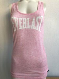 Everlast Rainfarn Women's T-Shirt Short Sleeve rosa Rosa X-small