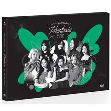 SNSD-GIRLS' GENERATION PHANTASIA 4th TOUR In-Seoul DVD 2 Disc+Poster+Photobook
