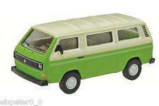 VW t3 furgoneta, verde/Art 452013900, Schuco auto modelo 1:64