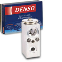 Denso 475-2038 AC Expansion Valve for HVAC Air Conditioning Heat tl
