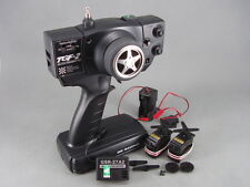 GS Racing TGF-2 AM 2-channel Radio System w/GS9010 Servos for RC Car/Truck/Boat