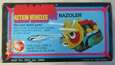VINTAGE 1978 SHOGUN ACTION VEHICLES BAZOLER BOX AND INSERTS ONLY