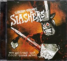 Halloween Scream Themes Slashers: Music & Sounds From Classic Movies & Films Oop
