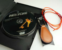 Pro-Flite (Gimmick and DVD) Close up Magic Tricks,Mentalism,Stage Magic Props