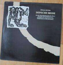 Depeche Mode, shake the disease - special edition, Maxi Vinyl France
