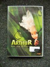 @ DVD @ Arthur und die Minimoys (2007) deutsch + englisch