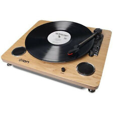 Ion Audio Archive LP Digital Conversion Turntable with Built-in Speakers IT53L