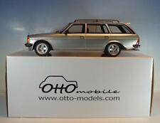 Otto Mobile 1/18 Mercedes Benz 280 TE AMG silbermetallic OVP #3196