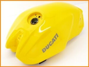 1997 DUCATI MONSTER M900 Genuine Fuel Gas Tank Yellow ppp