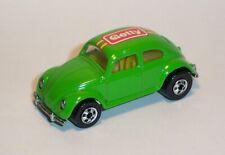 HOT WHEELS Mattel Vintage Blackwall Getty Promo VW BUG Volkswagen Beetle - MINT