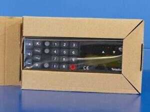 Teledux 9, Einfachbediengerät, Ausführung: frei belegbar, EADS/EBG/NEU/BOS/Funk