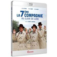 Blu Ray : La 7EME COMPAGNIE AU CLAIR DE LUNE REGION FREE Brand New Sealed