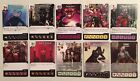 Set Of 10 Dice Masters Marvel And Battle Of Faerun OP Promo Prize Cards