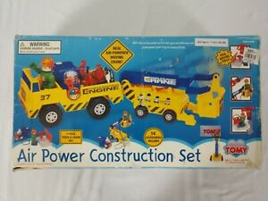 1999 Tomy Toys - Air Power Construction Set - Works
