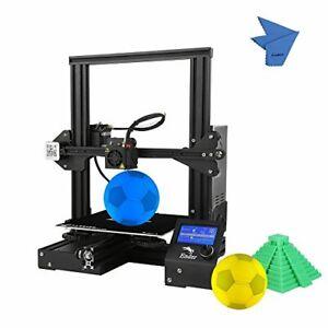 Ender-3 3D Printer Kit DIY Easy-assemble 220 * 220 * 250mm Printing Size