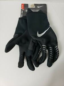 Nike Women's Storm Fit Hybrid Running Gloves  Medium  Touch Screen Compatible
