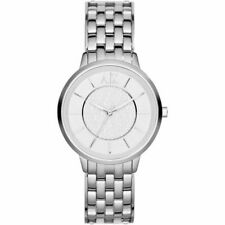 Armani Exchange Olivia Women's Silver S.S Watch AX5306