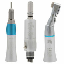 Dental Low Speed Handpiece Kit Midwest 4 Holes Straight Contra Air Motor M4